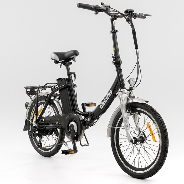Bliss Folding Electric Bike
