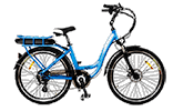Chic electric bike