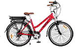 Polka Dot electric bike