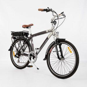Tourer electric bike from RooDog, Hornsea