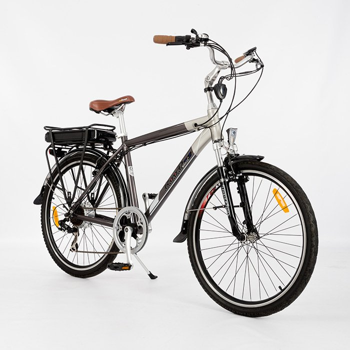 Tourer electric bike from RooDog, Hornsea