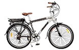 Tourer electric bike
