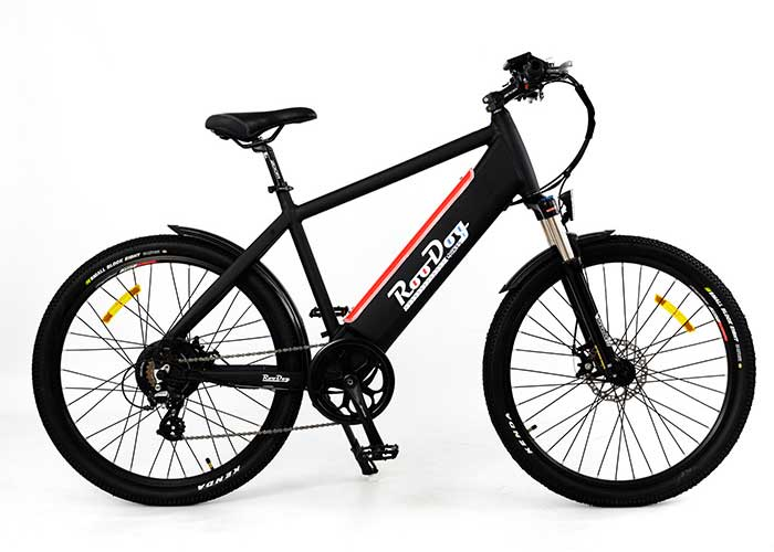 Avatar electric mountain bike