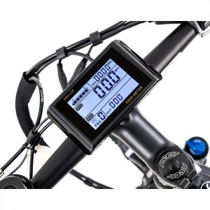 RooDog King Meter SW LCD display