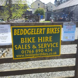 explore snowdonia with RooDog and Beddgelert bikes