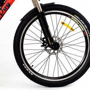 RooDog Tyre for Striker