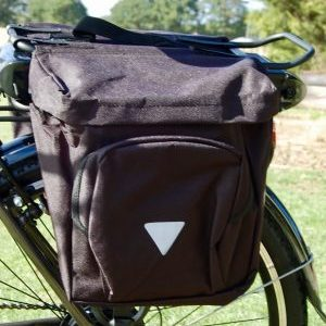 left view pannier RooDog eBikes