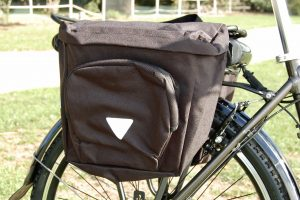 right view pannier RooDog eBikes