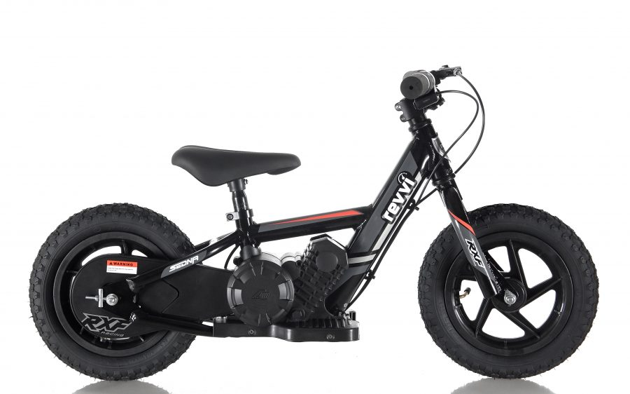 RooDog Revvi children's electric bike black