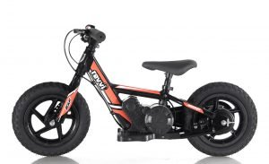 RooDog Revvi children's electric bike red