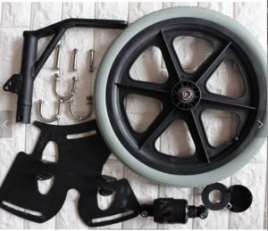 adult stabilisers / training wheels kit from RooDog