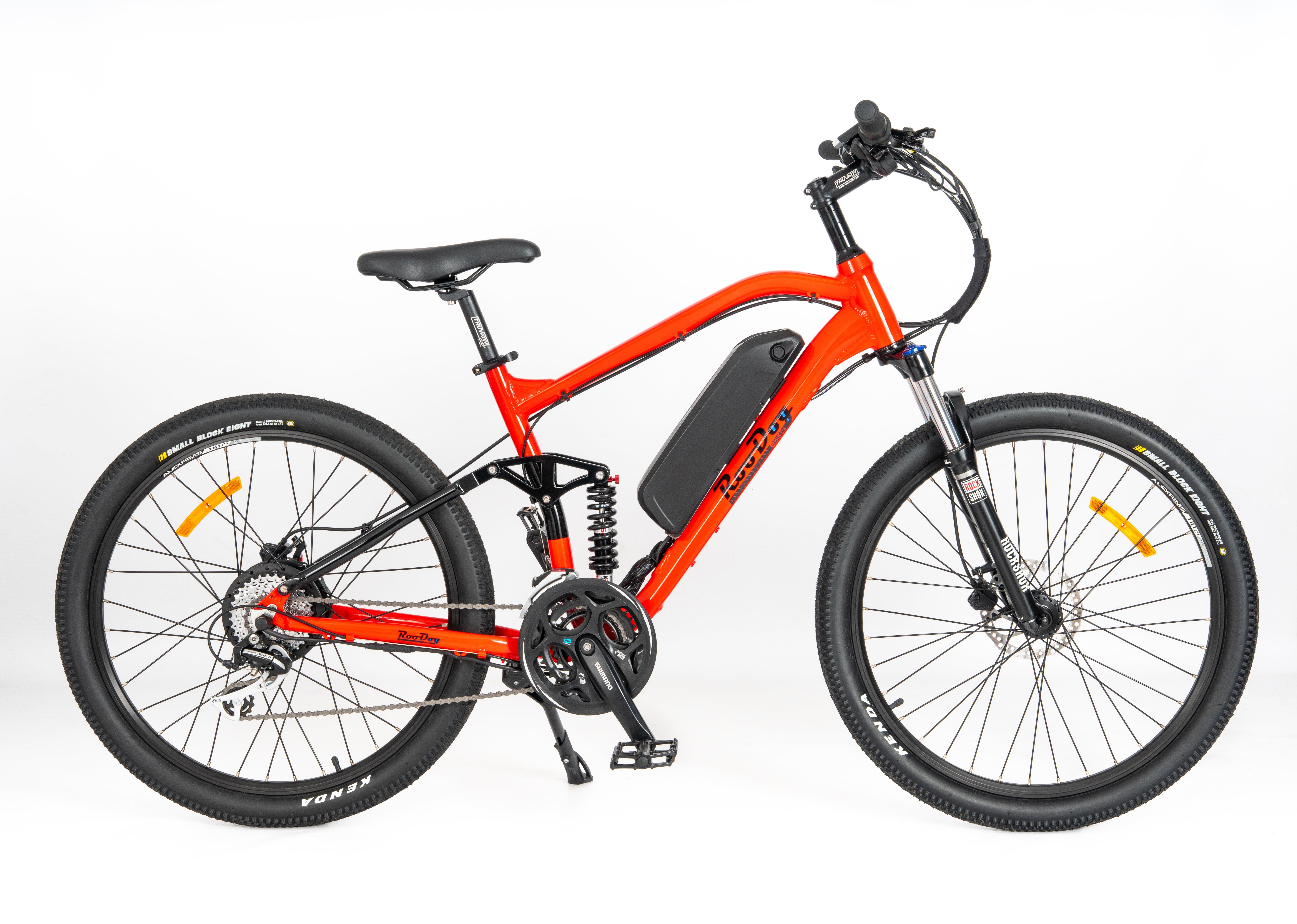 Striker 2018 electric bike