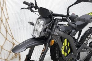 RooDog - Surron road legal grey front light and indicator