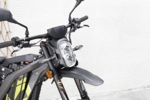 RooDog - Surron road legal grey light & indicator side