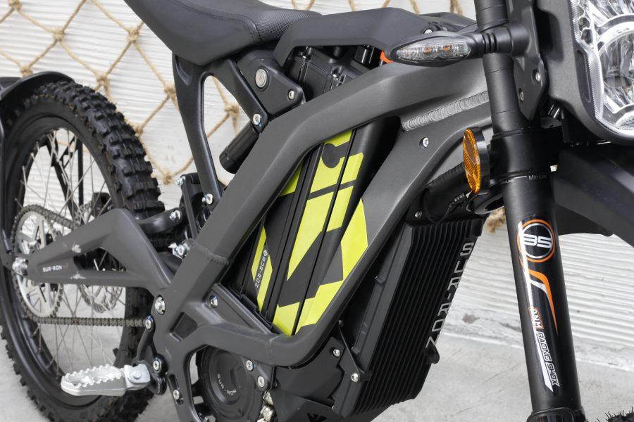 Sur-Ron Electric Dirt Bikes 2019 LBX ROAD LEGAL DUAL SPORT