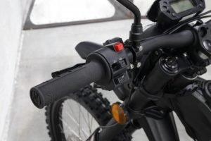 RooDog - Surron road legal grey horn