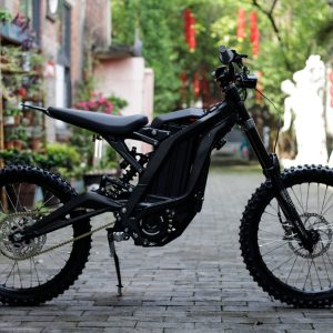 RooDog Ebikes - Sur-Ron LB X-Series RS Black Edition