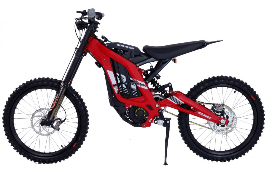 RooDog - SUR-RON LB X Series Dual Sport red
