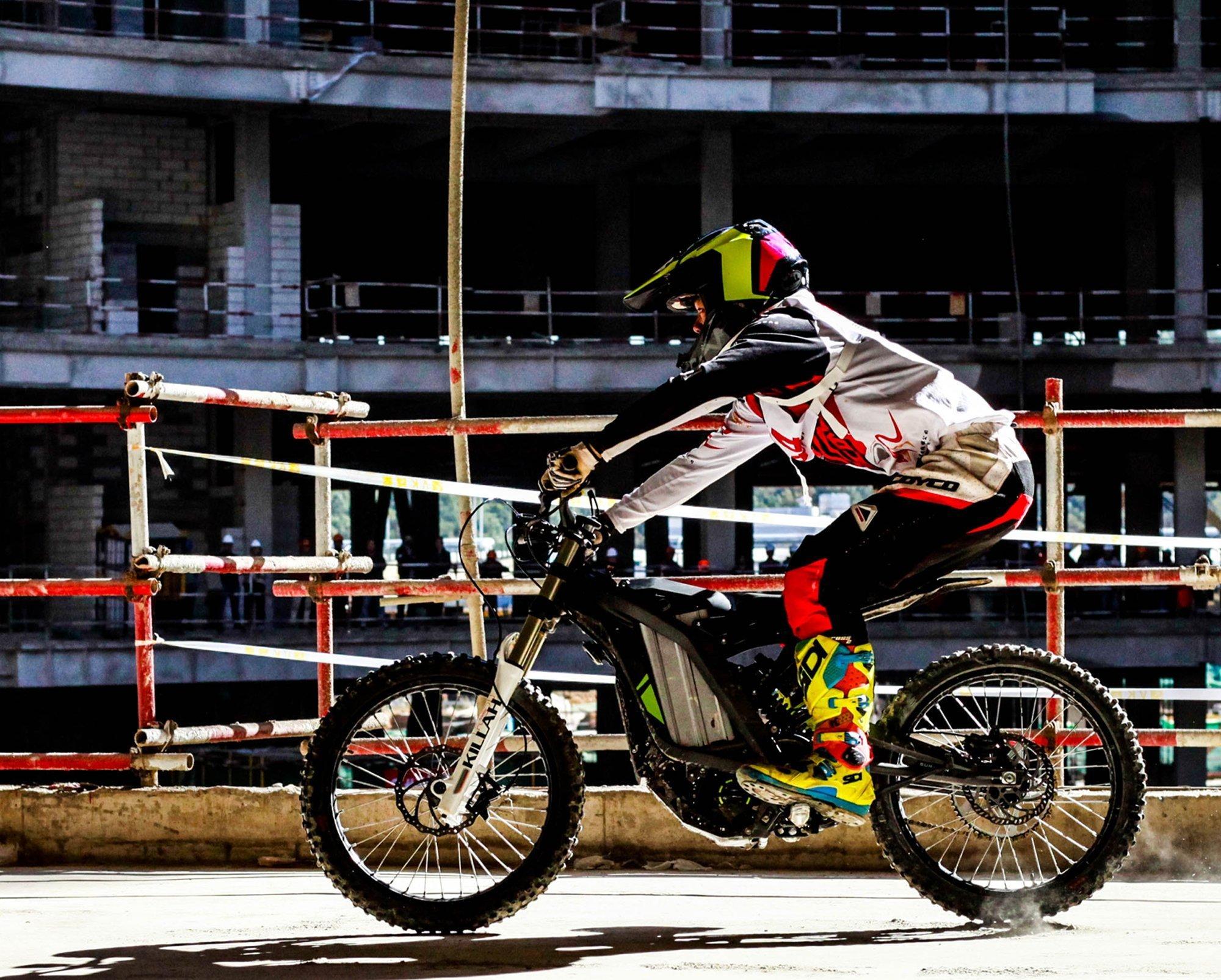 Sur-Ron Electric Dirt Bikes LB X-SERIES RS BLACK LIMITED