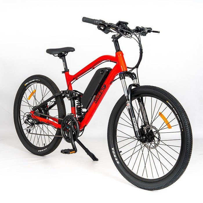 Striker FS Full Suspension Electric Mountain Bike