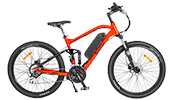 Striker FS electric bike