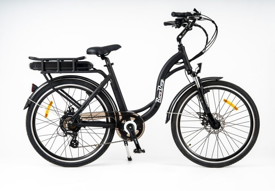 RooDog Chic Grande - low step ebike black
