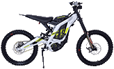 Sur-Ron LX Dual Sport electric dirt bike