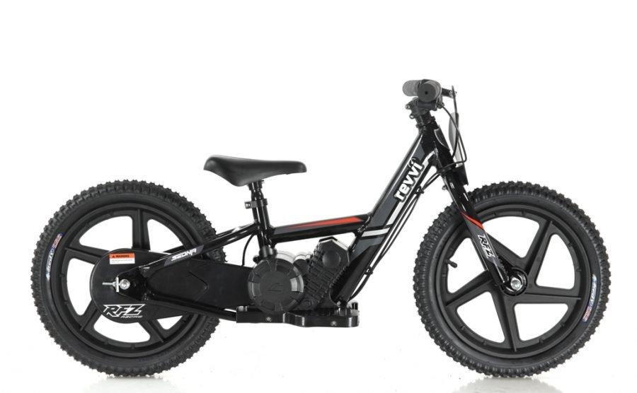 Revvi 16 - Black RooDog Ebikes