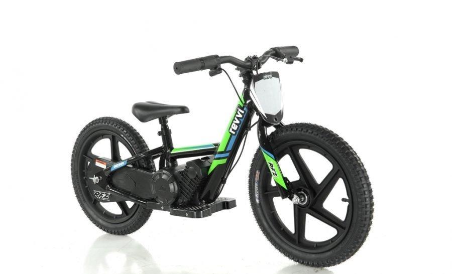 Revvi 16 - Green side RooDog Ebikes