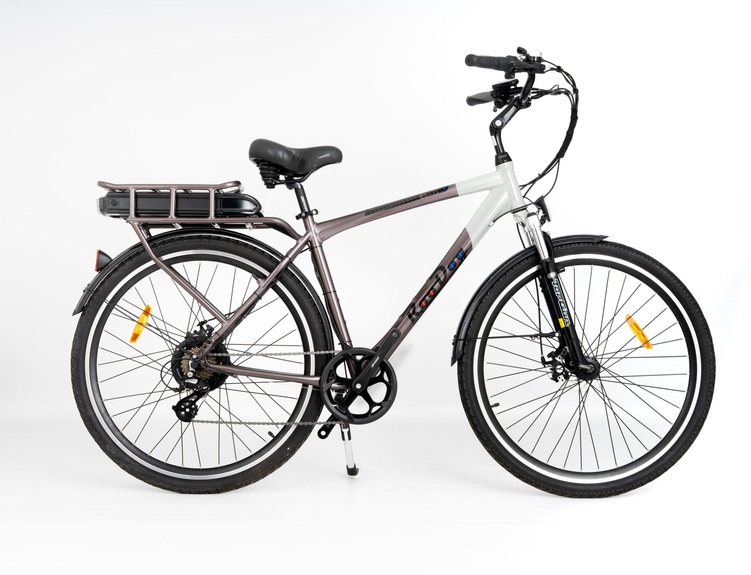 Tourer electric city bike