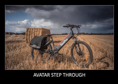 RooDog Avatar Step Through Electric bike