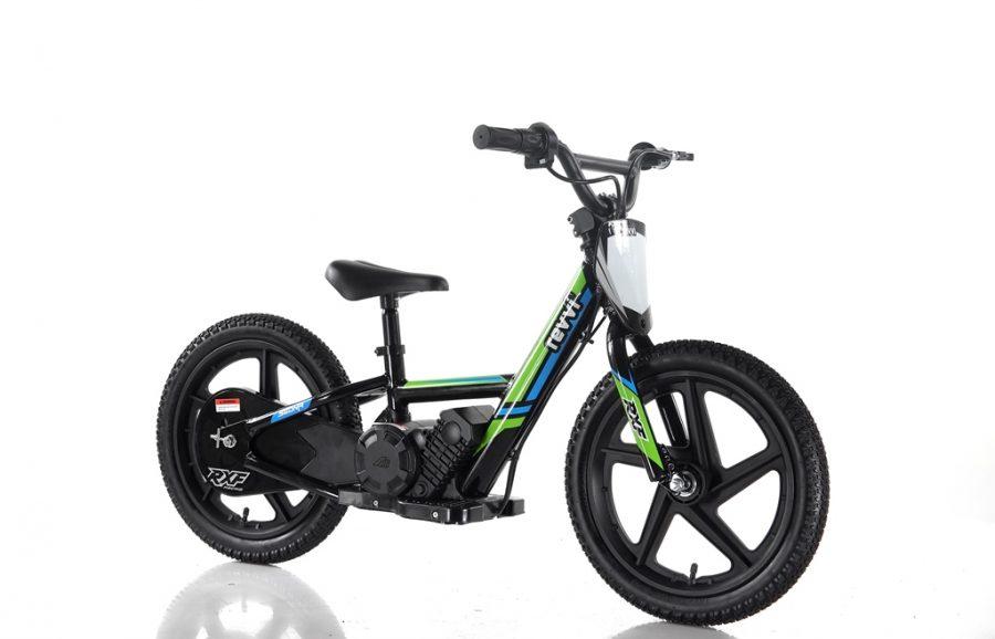 Revvi 16 Bike Green