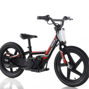 Revvi 16 bike red