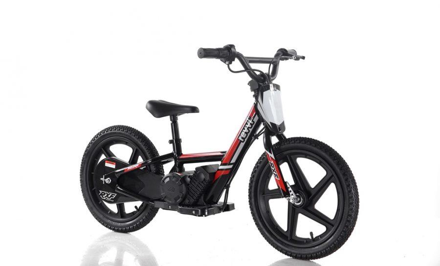 Revvi 16 bike red