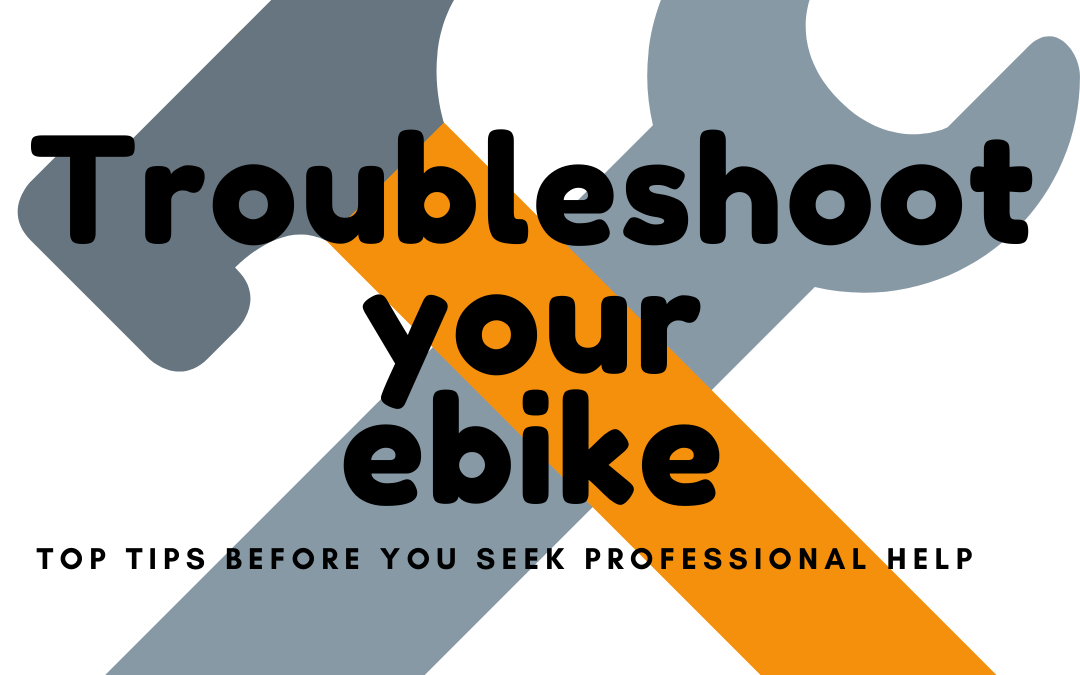 Troubleshooting your RooDog Electric Bike